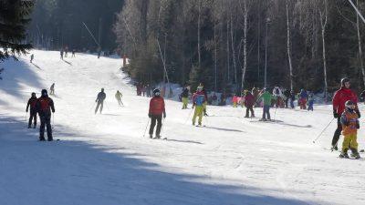 ski arena szrenica