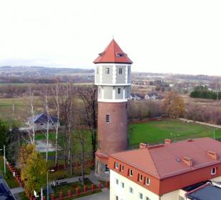 wieża ciśnień w mirsku